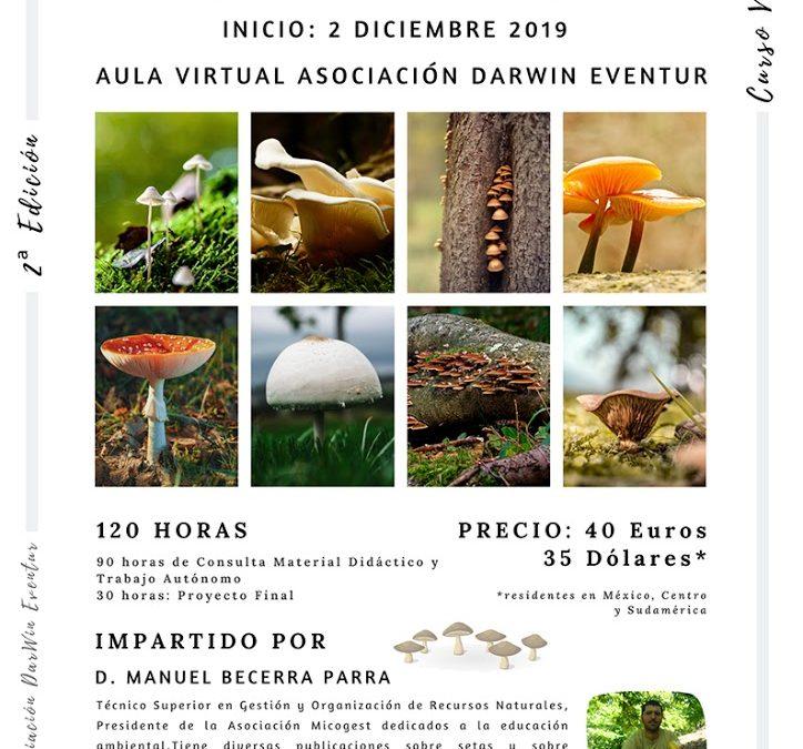 El mundo de las setas: biología, conservación, y usos 2ª edición VIRTUAL