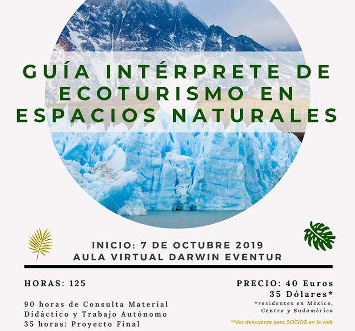 Guía Intérprete de Ecoturismo en Espacios Naturales 3ª edición ONLINE
