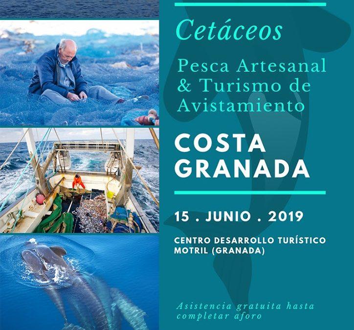 """Jornadas gratuitas """"Cetáceos, pesca artesanal y turismo de avistamiento"""""""